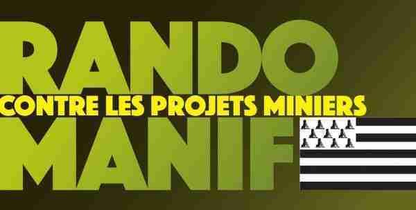 rando contre projets miniers