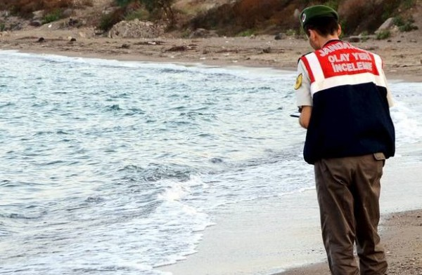Photo Aylan Kurdi