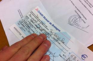 chèque en breton
