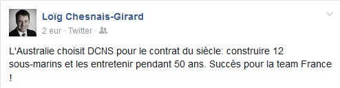 tweet chesnais-girard