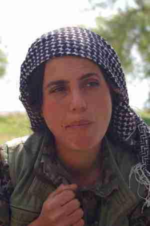 unité féminine YPG
