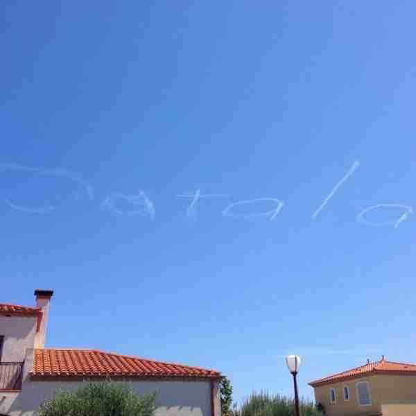 La mobilisation pour la dénomination du pays catalan a été spectaculaire...