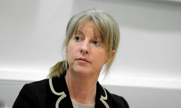 Shona Robison, chargée de la santé au gouvernement écossais.