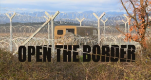 Open the border