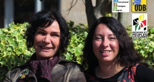 Sabine et Samia
