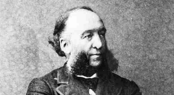 Portrait non daté de Jules Ferry (1832-1893) qui fut maire de Paris, ministre de l'Instruction et prÈsident du Conseil. Il fit adopter d'importantes mesures de rÈforme de l'enseignement public dont la laÔcitÈ, la gratuitÈ, l'enseignement primaire obligatoire.