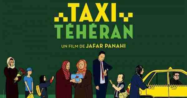 affiche-taxi-teheran