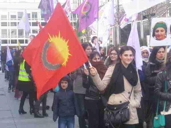 kurdes rennes