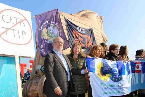 EFA contre le CETA